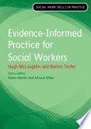 Ebook Evidence Informed Practice For Social Work