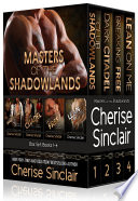 Read Online Masters of the Shadowlands Box Set For Free