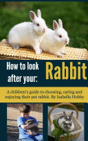 How to look after your Rabbit