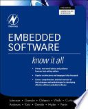 Embedded Software Book PDF