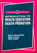 Introduction to Health Education and Health Promotion