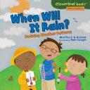 When Will It Rain? Pdf/ePub eBook