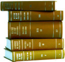Recueil Des Cours  Collected Courses  Volume 272  1998