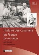 Histoire des cuisiniers en France Pdf/ePub eBook