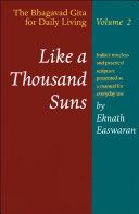 Like a Thousand Suns