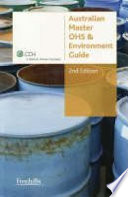 Australian Master OHS and Environment Guide
