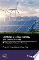 Combined Cooling  Heating  and Power Systems