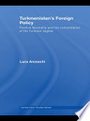 Turkmenistan S Foreign Policy