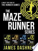 The Maze Runner series  books 1 4