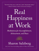 Real Happiness at Work [Pdf/ePub] eBook
