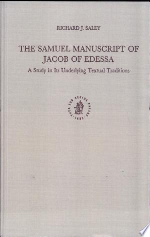 The Samuel Manuscript of Jacob of Edessa