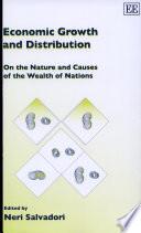 Economic Growth and Distribution