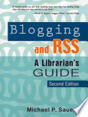 Blogging and RSS