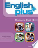 English Plus 3 Sb (es)