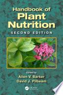 Handbook of Plant Nutrition Book