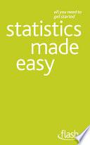 Statistics Made Easy  Flash