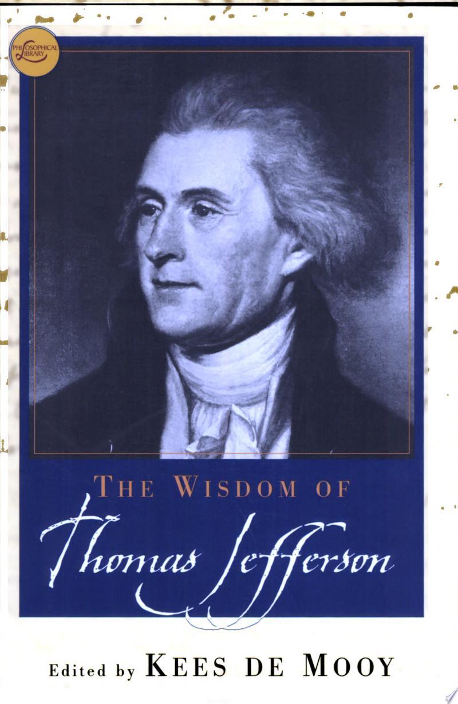The Wisdom of Thomas Jefferson banner backdrop