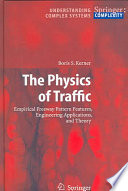 The Physics of Traffic Book