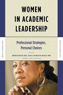 Women in Academic Leadership [Pdf/ePub] eBook