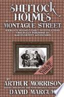 Sherlock Holmes In Montague Street Volume 3 Book PDF