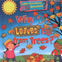 Why Do Leaves Fall from Trees?