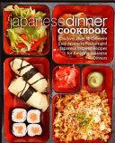 Japanese Dinner Cookbook