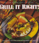 Grill It Right