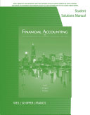 Student Solutions Manual for Weil Schipper Francis  Financial Accounting  An Introduction to Concepts  Methods and Uses