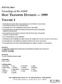 Proceedings of the ASME Heat Transfer Division Book