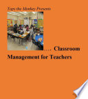Tops the Monkey Presents Classroom Management for Teachers