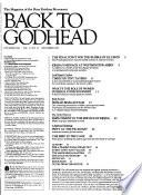 Back to Godhead  : The Magazine of the Hare Krishna Movement , Volume 17