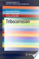 Tribocorrosion Book
