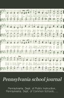 Pdf Pennsylvania School Journal