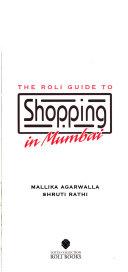 Pdf The Roli Guide to Shopping in Mumbai