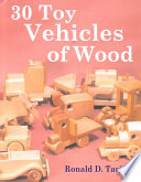 30 Toy Vehicles of Wood