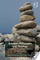 Between Philosophy And Theology Book PDF