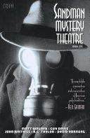 Pdf Sandman Mystery Theatre Book One Telecharger