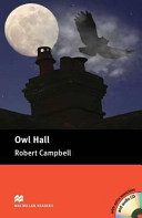 Books - Owl Hall (With Cd) | ISBN 9780230422834
