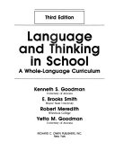 Language and Thinking in School