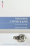 Teaching 2 Peter   Jude
