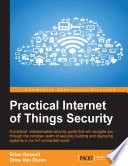 Practical Internet Of Things Security Book PDF