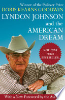 Lyndon Johnson And The American Dream Book