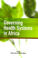 Governing Health Systems in Africa