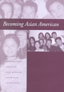 Becoming Asian American