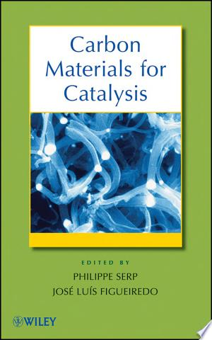 Carbon Materials for Catalysis banner backdrop