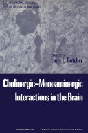 Pdf Cholinergic–Monoaminergic Interactions in the Brain Telecharger
