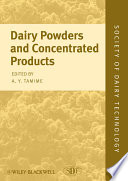 Dairy Powders and Concentrated Products