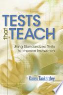 Tests That Teach