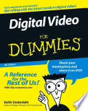 List of Dummies Video Editing E-book