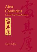 After Confucius [Pdf/ePub] eBook